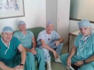 Chiotis Ioannis, Gui Levi, Ernico Gervaci
