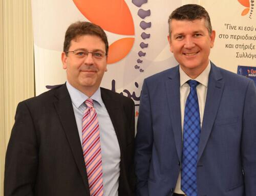 Ο Χειρουργός Ορθοπαιδικός – Αθλητίατρος Χιώτης Ν. Ιωάννης Ομιλιτής στο 10ο Συνέδριο για τη Σκελετική Υγεία